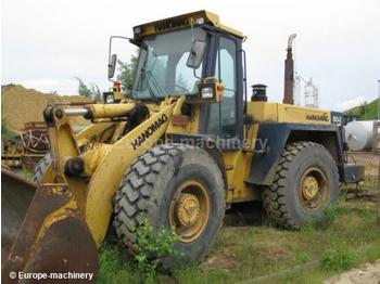 Hanomag 50E - wheel loader