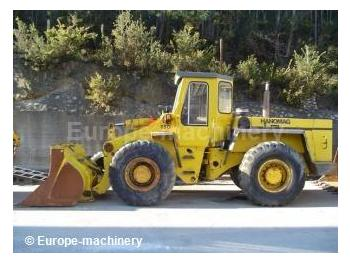 Hanomag 55 - wheel loader