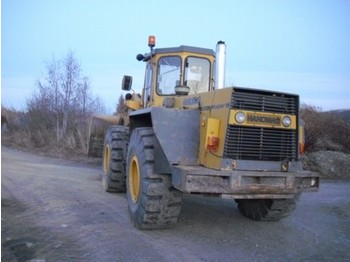Hanomag 55 C - wheel loader