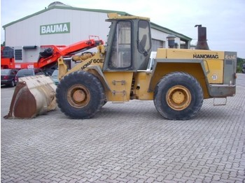 Hanomag Hanomag 60 E - wheel loader