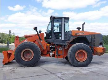 Hitachi ZW220 Good working condition  - wheel loader