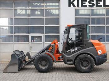 Wheel loader  Hitachi ZW75