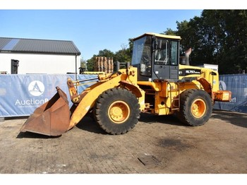 Wheel loader Hyundai HL757XTD-7A