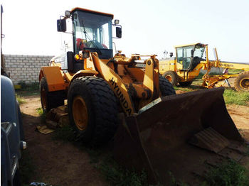 Wheel loader Hyundai HL 740-7A