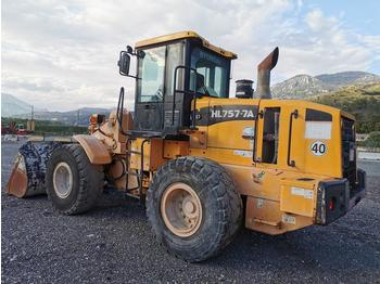 Hyundai HL 757-7 - wheel loader