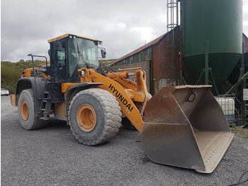Wheel loader Hyundai HL 770-9