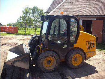 JCB 170 Series II + excavator T-275 - wheel loader