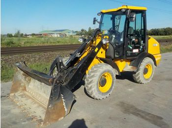 JCB 406 - wheel loader