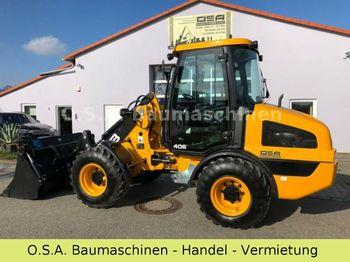 Wheel loader JCB 406**NEUWERTIGER ZUSTAND**ab 711€/mtl.