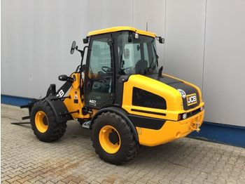 Wheel loader JCB 407