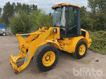 Wheel loader  JCB 408B 2000