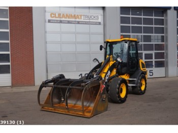 JCB 409 AG T4 - wheel loader