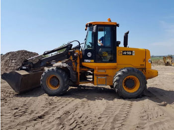 Wheel loader JCB 416 HT