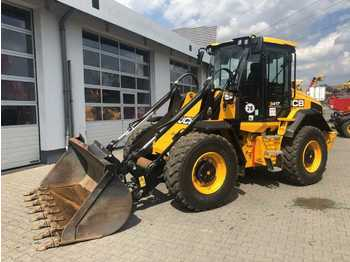 Wheel loader JCB 417 HT T4F Highlift / hydr. SW / Garantie 2023!