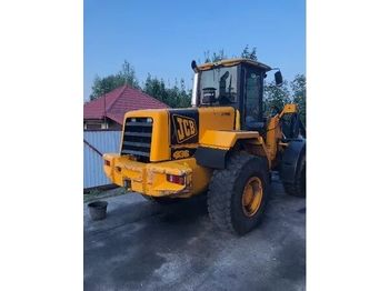 Wheel loader JCB 436