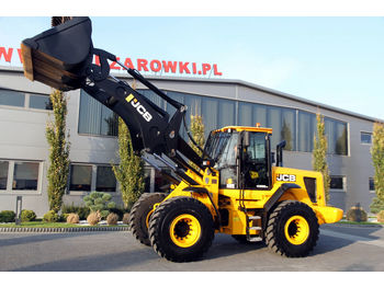 Wheel loader JCB 436E