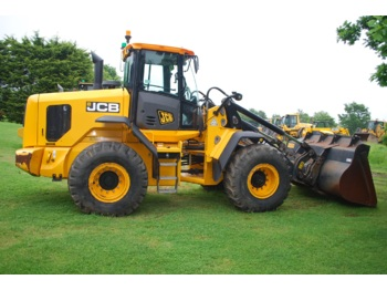 Wheel loader JCB 437HT
