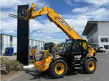 JCB 540-180 ( 540V180 ) HiViz T4 / nur 332h!  - wheel loader