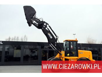 JCB 9,6t / 416HT / LONG REACH / AC /Serivced - wheel loader