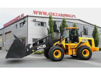 Wheel loader JCB WHEEL LOADER 17 6 T 436EHT HIGH LIFT - Truck1 ID: 3891199