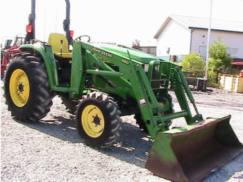 John Deere 4710 460 Loader 4x4 - wheel loader
