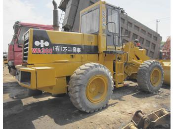 Wheel loader KOMATSU WA300