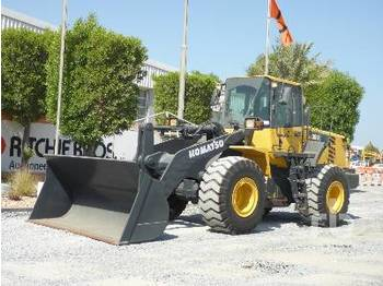 Wheel loader KOMATSU WA380Z-6 High Lift