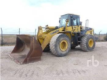 Wheel loader KOMATSU WA470-5H Galeo