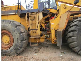 Wheel loader KOMATSU WA600
