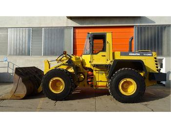 Wheel loader KOMATSU WA 380-3H