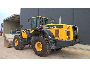 Wheel loader KOMATSU WA 470-7
