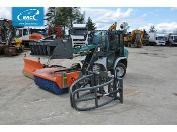 KRAMER 348 12.5 - wheel loader