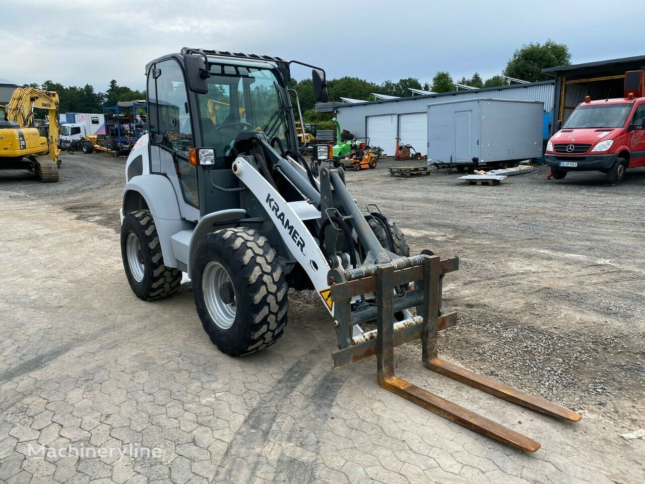 wheel loader KRAMER 5065