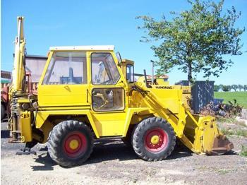 KRAMER 615,4x4 - wheel loader