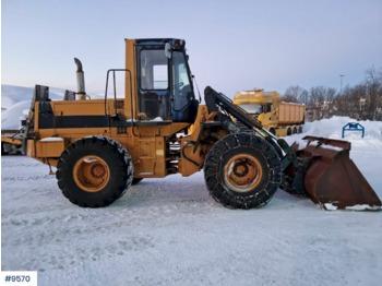 Wheel loader Komatsu WA250
