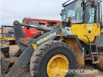 Komatsu WA250PZ - wheel loader