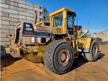 Wheel loader Komatsu WA420-1