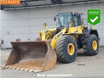 Wheel loader Komatsu WA470 -6 GERMAN MACHINE - 80% TYRES