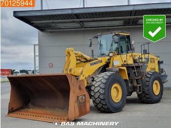 Wheel loader Komatsu WA500-6 Including bucket