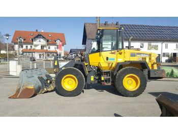 Wheel loader Komatsu WA 150 PZ kein 100, 180, 200, 250