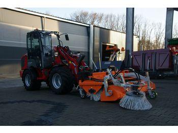 Wheel loader Kommunal-Kehrmaschine TALEX EcoClean
