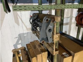 Wheel loader Kramer Schnellwechselrahmen