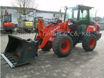 Wheel loader Kubota R 085, Bj 19, 150 BH, hydr. SW, Schaufel, Gabel