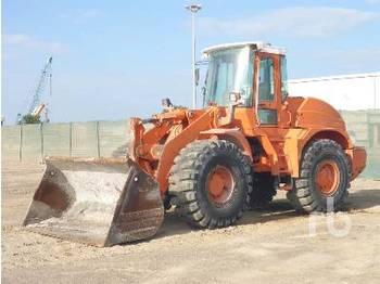 Wheel loader LIEBHERR L538