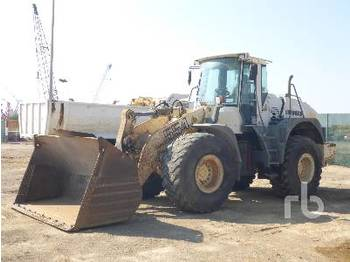 Wheel loader LIEBHERR L554 2 Plus 2