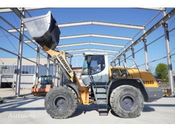 Wheel loader LIEBHERR L556 , 21t , bucket 4,5m3 , ROPS , joystick , LIKE NEW