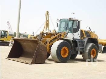 Wheel loader LIEBHERR L576