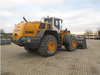 Wheel loader LIEBHERR L586