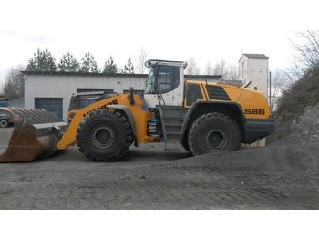 Wheel loader LIEBHERR L586
