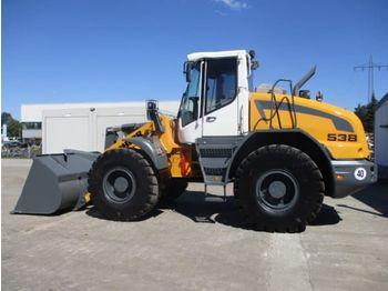 Wheel loader LIEBHERR L 538Z